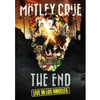 Motley Crue モトリークルー / End:  Live In Los Angeles   〔DVD〕