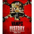 VAMPS バンプス / HISTORY - The Complete Video Collection 2008-2014 【初回限定盤A】 (Blu-ray)  〔BLU-RAY DISC〕