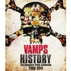 VAMPS バンプス / HISTORY - The Complete Video Collection 2008-2014 【初回限定盤B】 (DVD+PHOTOBOOK)  〔DVD〕