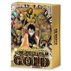 ONE PIECE FILM GOLD GOLDEN LIMITED EDITION  〔BLU-RAY DISC〕