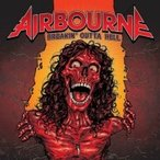 Airbourne エアボーン / Breakin' Outta Hell (Picture Disc)  〔LP〕