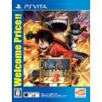 Game Soft (PlayStation Vita) / 【PS Vita】ワンピース 海賊無双3 Welcome Price!!  〔GAME〕