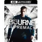 ジェイソン・ボーン / ボーン・スプレマシー [4K ULTRA HD + Blu-rayセット]  〔BLU-RAY DISC〕