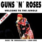 Guns N' Roses ガンズアンドローゼズ / Welcome To The Jungle (4CD) 輸入盤 〔CD〕