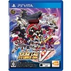 Game Soft (PlayStation Vita) / 【PS Vita】スーパーロボット大戦 V  〔GAME〕