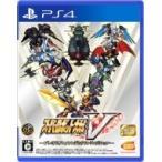 Game Soft (PlayStation 4) / 【PS4】スーパーロボット大戦 V ‐プレミアムアニメソング&サウンドエディション‐  〔G