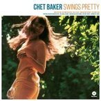 Chet Baker チェットベイカー / Swings Pretty (180グラム重量盤レコード)  〔LP〕