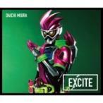 三浦大知 ミウラダイチ / EXCITE 【バトルソング入りガシャット付 限定盤】  〔CD Maxi〕