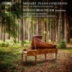 Mozart モーツァルト / ピアノ協奏曲第1番、第2番、第3番、第4番 ロナルド・ブラウティハム、ウィレンズ & ケ