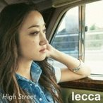 lecca レッカ / High Street (+DVD)  〔CD〕