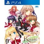 Game Soft (PlayStation 4) / 【PS4】Rewrite  〔GAME〕