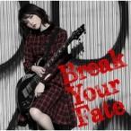西沢幸奏 / Break Your Fate 【初回限定盤】 (+DVD)  〔CD〕