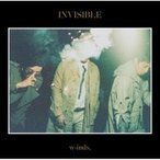 w-inds. (winds.) ウィンズ / INVISIBLE 【初回盤B】 (CD+DVD)  〔CD〕