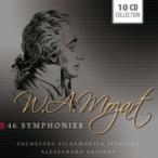 Mozart モーツァルト / 交響曲全集(46曲) アリゴーニ(10CD)  輸入盤 〔CD〕