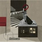中田裕二 ナカダユウジ / thickness 【初回限定盤】 (+DVD)  〔CD〕