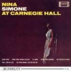 Nina Simone ニーナシモン / At Carnegie Hall  国内盤 〔SHM-CD〕