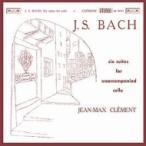 Bach, Johann Sebastian バッハ / 6 Cello Suites:  J-m.clement  〔LP〕