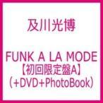 及川光博 オイカワミツヒロ / FUNK A LA MODE 【初回限定盤A】(+DVD+PHOTOBOOK)  〔CD〕