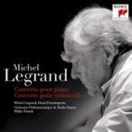 Michel Legrand ミシェルルグラン / Piano Concerto,  Cello Concerto:  Legrand(P) Demarquette(Vc) M.franck  /  French Radio Po  〔BLU-SPEC CD