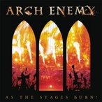 Arch Enemy アークエネミー / As The Stages Burn!   〔BLU-RAY DISC〕