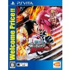 Game Soft (PlayStation Vita) / 【PS Vita】ONE PIECE BURNING BLOOD Welcome Price!!  〔GAME〕