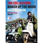 """THE COLLECTORS コレクターズ / THE COLLECTORS live at BUDOKAN """"MARCH OF THE MODS"""" 30th anniversary 1 Mar 2017 (Blu-ray+CD)  〔BLU-RAY DISC"""