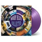 Moody Blues ムーディーブルース   Collected 180グラム重量盤レコード