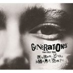 GENERATIONS from EXILE TRIBE / 涙を流せないピエロは太陽も月もない空を見上げた 【初回生産限定盤】(CD+2Blu-ray)  〔CD