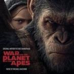 猿の惑星: 聖戦記 (グレート ウォー) / War For The Planet Of The Apes 輸入盤 〔CD〕