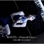 中島美嘉 ナカシマミカ / ROOTS〜Piano  &  Voice〜 【初回生産限定盤】(+DVD)  〔CD〕
