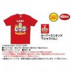 ミニオン×カープ Tシャツ(大人用)XLサイズ  〔Goods〕