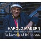Harold Mabern �ϥ��ɥᥤ�С��� / To Love And Be Loved ͢���� ��CD��
