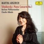 Tchaikovsky チャイコフスキー / ピアノ協奏曲第1番:マルタ・アルゲリッチ(ピアノ)、クラウディオ・アバド指