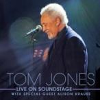 Tom Jones トムジョーンズ / Live On Soundstage  輸入盤 〔CD〕