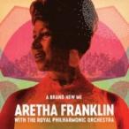 Aretha Franklin アレサフランクリン / Brand New Me:  Aretha Franklin:  (With The Royal Philhamonic Orchestra) 輸入盤 〔CD〕