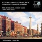 Handel ヘンデル / 合奏協奏曲作品6 全曲 アンドル・マンゼ&エンシェント室内管弦楽団(2CD)  〔Hi Quality CD〕
