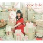 竹達彩奈 タケタツアヤナ / apple feuille 【CD+Blu-ray盤】  〔CD〕