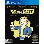 Game Soft (PlayStation 4) / Fallout 4:  Game of the Year Edition  〔GAME〕