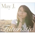 May J. メイジェイ / Futuristic (+2DVD)  〔CD〕