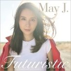 May J. メイジェイ / Futuristic (+DVD)  〔CD〕