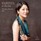 Oboe Classical / 池田昭子:  Partita For Oboe Solo-j.s.bach,  C.p.e.bach,  Telemann 国内盤 〔CD〕