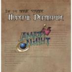AMAZO NIGHT / The 1st MAGIC SQUARE『Hopeful Departure』  〔CD Maxi〕