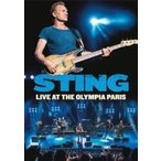 Sting スティング / Live At The Olympia Paris  〔DVD〕
