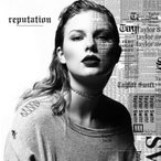 Taylor Swift テイラースウィフト / Reputation 【Japan Special Edition】 (CD+DVD) 国内盤 〔CD〕