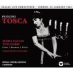 Puccini プッチーニ / 『トスカ』全曲 チラーリオ&コヴェント・ガーデン王立歌劇場、マリア・カラス、ティ