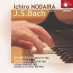 Bach, Johann Sebastian バッハ / invention  &  Sinfonia,  Duetts,  Sonata Bwv,  964,  :  野平一郎(P) 国内盤 〔CD〕