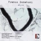 ドナトーニ(1927-2000) / Abyss:  Angius  /  Padova E Del Veneto O Katarzyna(Ms) Caroli(Fl) F.antonioni(Narr) 輸入盤 〔CD〕