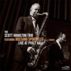 Scott Hamilton �����åȥϥߥ�ȥ� / Live At Pyatt Hall ͢���� ��CD��
