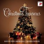 ���ꥹ�ޥ� / Christmas Treasures :  Arthur Fiedler  /  Boston Pops Orchestra ͢���� ��CD��