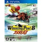 Game Soft (PlayStation Vita) / 【PS Vita】Winning Post 8 2018  〔GAME〕